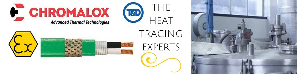 Chromalox CWM Constant Wattage Trace Heating Cable to 392°F (200 °C)