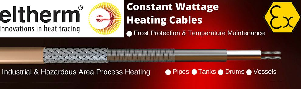 Constant Wattage Heating Cables - Hazardous Area