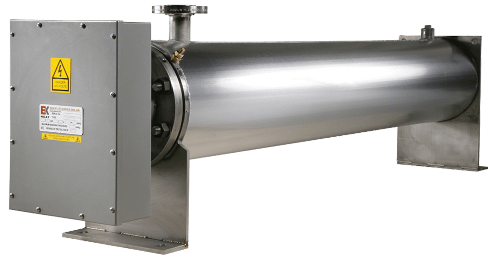 EXHEAT HEWL/HEOL Line Heaters