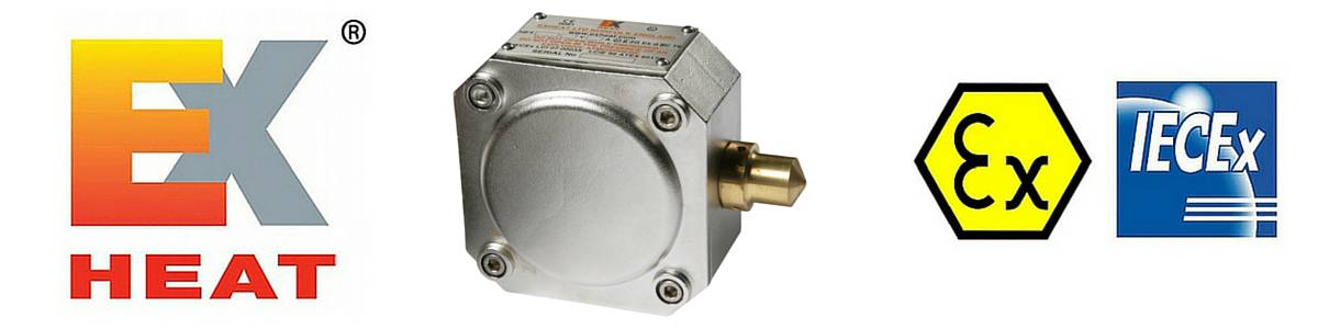 EXHEAT HFT Hazardous Area Thermostats - Flameproof Air Sensing Thermostat (Zone 1 & Zone 2)
