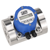 Sika VO VA Oval Gear Flow Meter – Flanged