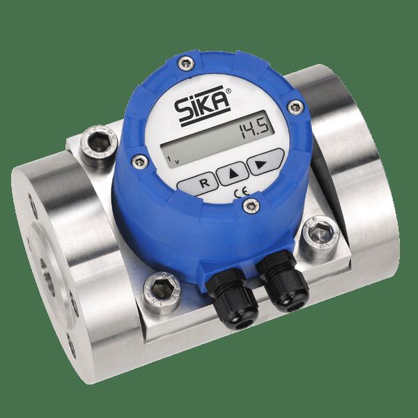 Flow Meter - Oval Gear Flow Meters