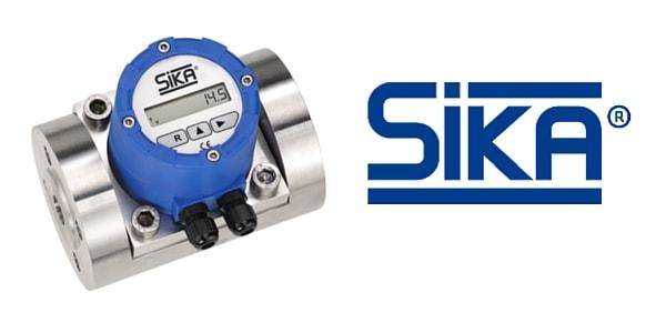 Flow Meter - Sika Oval Gear Flow Meters
