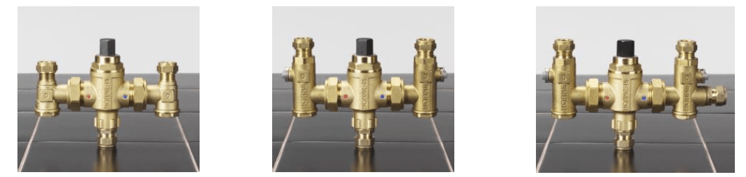 HORNE Valves Thermostatic Mixing Valves WRAS TMV3 Approved Mixing Valves