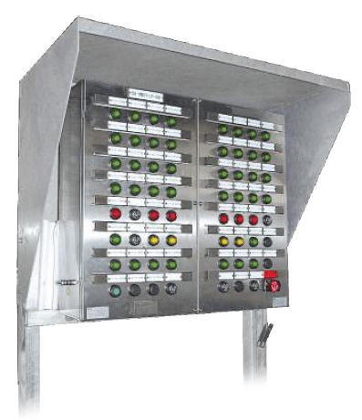 Hazardous Area Heaters & Control Systems