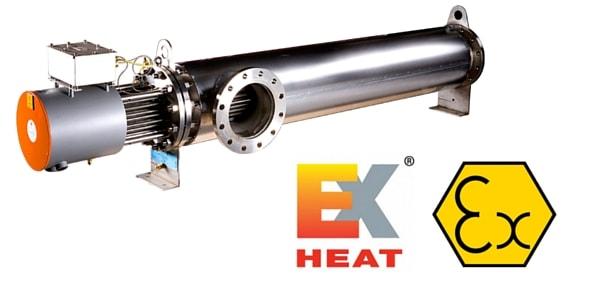Line Heaters - Hazardous Area ATEX Certified