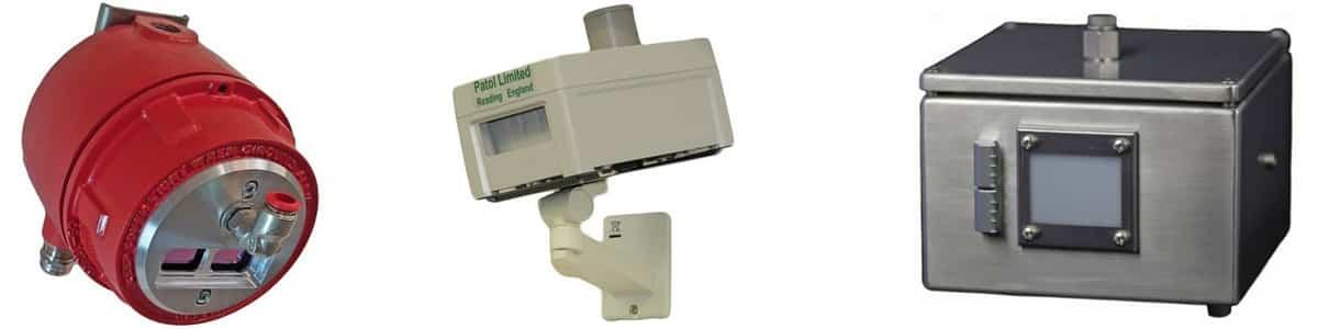 Patol Heat, Flame & Fire Sensors, Detectors & Cables