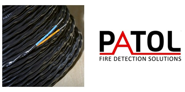 Digital Linear Heat Detection Cable