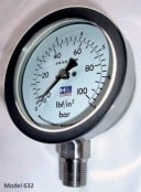 Pressure Gauge – Fire Appliance Pump Pressure Gauges