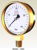 Pressure Gauge – Oxygen & Acetylene Aluminium Case Pressure Gauge