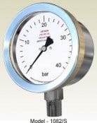 Pressure Gauge – Oxygen & Acetylene Stainless Steel Pressure Gauge