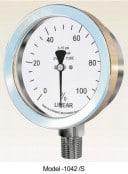 Pressure Gauge – Receiver Stainless Steel Pressure Gauge