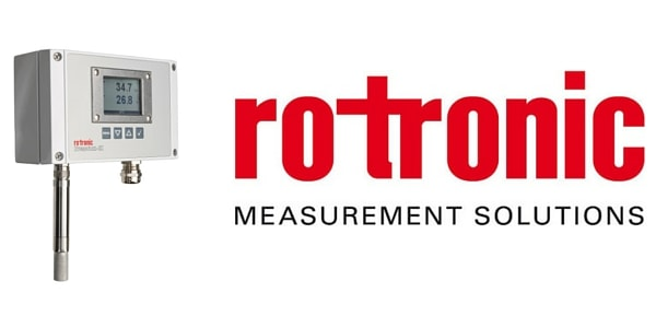 Relative Humidity Measurement - Rotronic Instruments