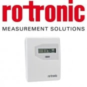 Rotronic CF3-W-EU-Disp-FLI CO2 Gas Measurement Transmitter