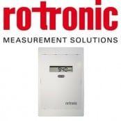 Rotronic CF3-W-US / -DISP CO2 Gas Measurement Transmitter