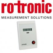 Rotronic CF3-W-US-Disp-FLI CO2 Gas Measurement Transmitter