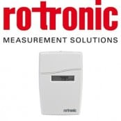 Rotronic CF5-W / -DISP CO2 Gas Measurement Transmitter