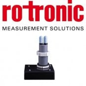 Rotronic CF8-D/W-IN CO2 Gas Measurement Transmitter