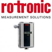 Rotronic CF8-W-Disp-CO CO2 Gas Measurement Transmitter