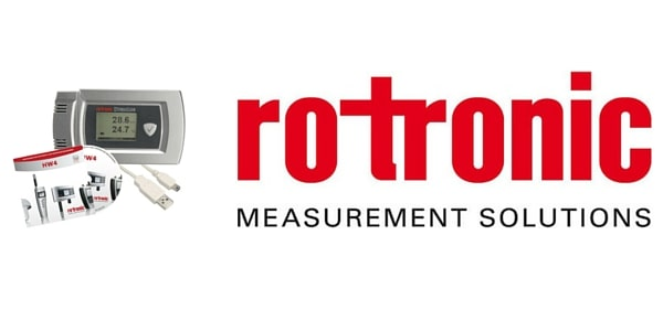Rotronic Hygrolog HL-20D-SET1 Humidity & Temperature Measurement Data Logger (Portable)