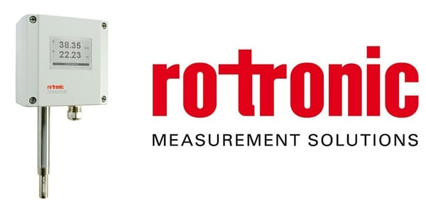 Rotronic Hygroflex7 HF7 Humidity & Temperature Measurement Transmitter