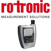 Rotronic Hygrolog HL-NT2 Humidity & Temperature Data Logger