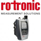 Rotronic Hygrolog HL-NT3 Humidity & Temperature Data Logger