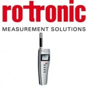 Rotronic Hygropalm HP-21 Humidity & Temperature Measurement Handheld Instrument