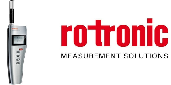 Rotronic Hygropalm HP-22A Humidity & Temperature Measurement Handheld Instrument