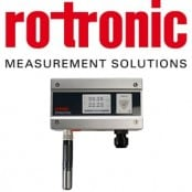 Rotronic Hygrostat HS5 Humidity & Temperature Transmitter
