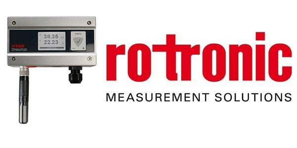 Rotronic Hygrostat HS5 Humidity & Temperature Transmitter