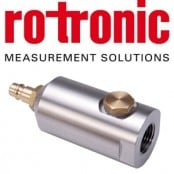 Rotronic LDP-FCSB1 Low Dew Point Measurement Chamber