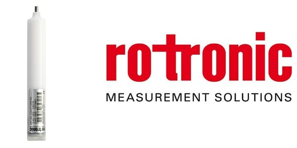 Rotronic LOG-PT1000-RC Wireless Temperature Measurement Datalogger