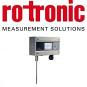 Rotronic ThermoFlex5 – TF5 Temperature Measurement Instrument (Production Processes)