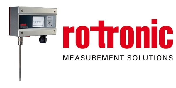 Rotronic ThermoFlex5 - TF5 Temperature Measurement Instrument (Production Processes)