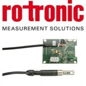 Rotronic XB OEM Humidity & Temperature Measurement Transmitter
