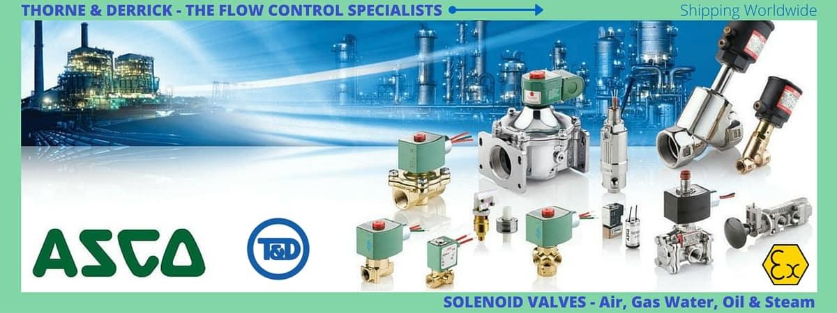 Solenoid Valves - ASCO