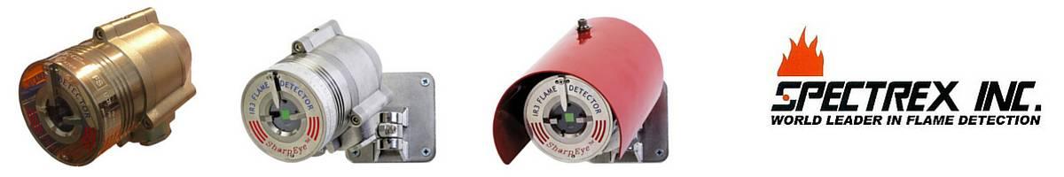 Spectrex Flame Detectors