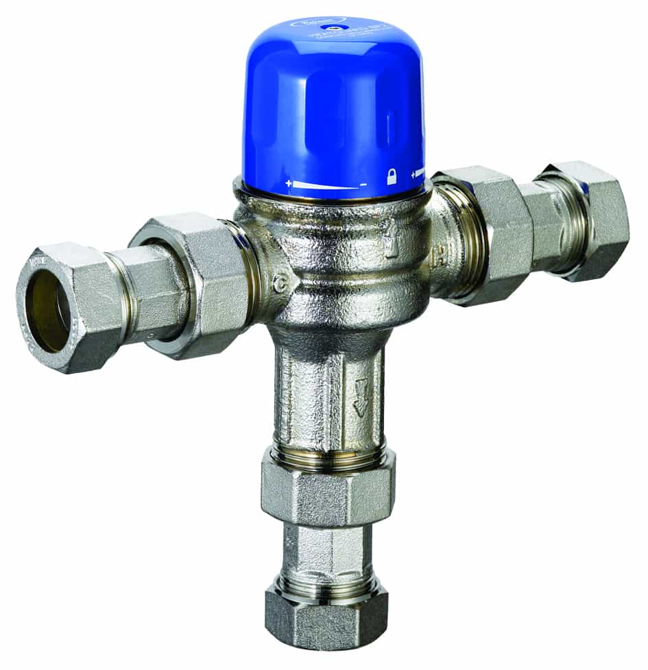 High Quality Professional Design Thermostatic Mixer Valve: TMV2 & WRAS Thermostatic Mixing Valves (TMVs)