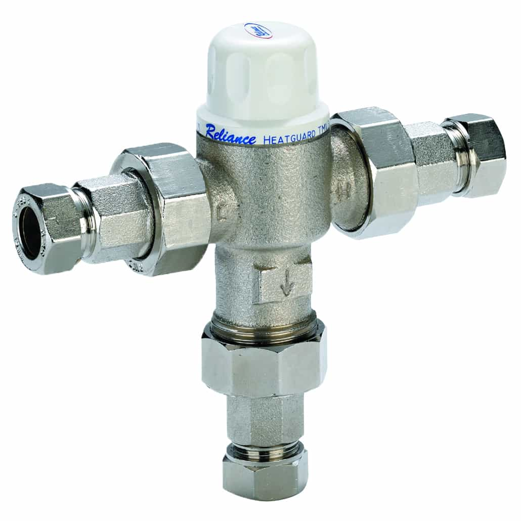 High Quality Professional Design Thermostatic Mixer Valve: TMV3 & WRAS Thermostatic Mixing Valves (TMVs)