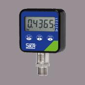Digital Pressure Gauge Sika P (-1…1 bar to 0…2500 Bar)