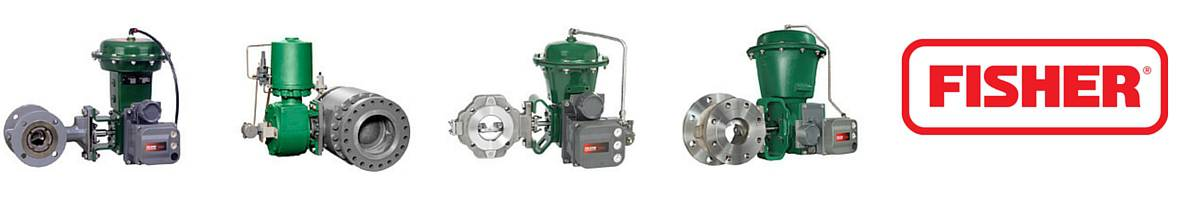 Fisher Rotary Valves - Fisher Control Valves