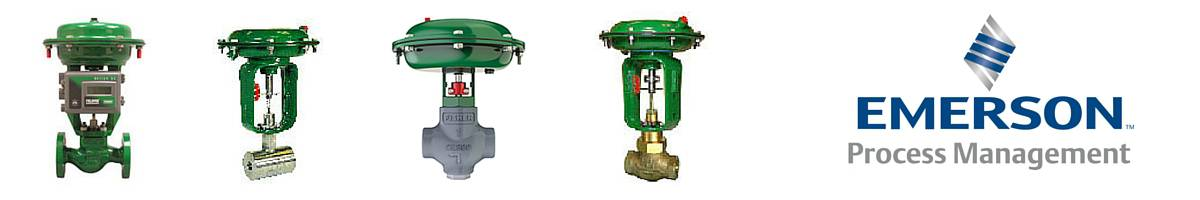 Fisher Sliding Stem Control Valves