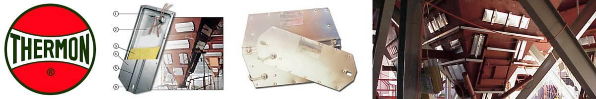 Hopper Heating Using Thermon HT Hopper Heating Module