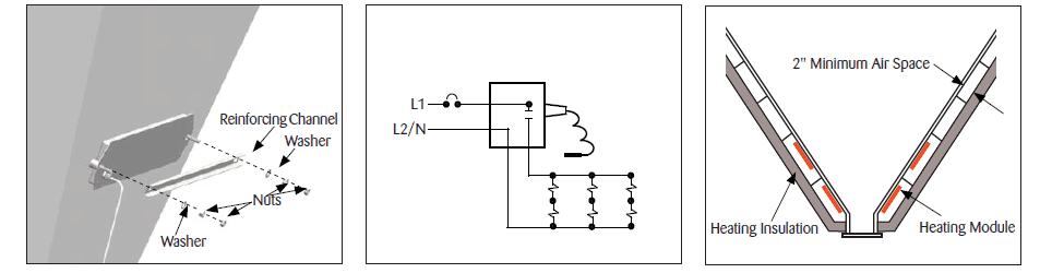 Hopper Heating