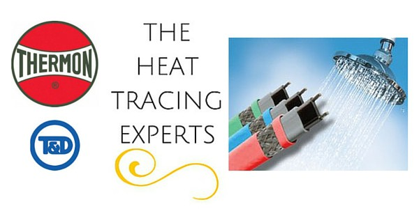 Hot Water Temperature Heating - Thermon HSX Heating Cables