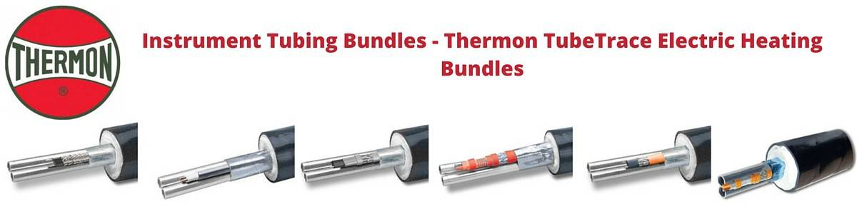 Instrument Tubing Bundles - Thermon TubeTrace Electric Heating Bundles