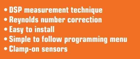 Micronics U3000/U4000 Flow Meters