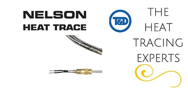 Nelson Heat Trace MI Trace Heating Cables - Mineral Insulated Heater Cable