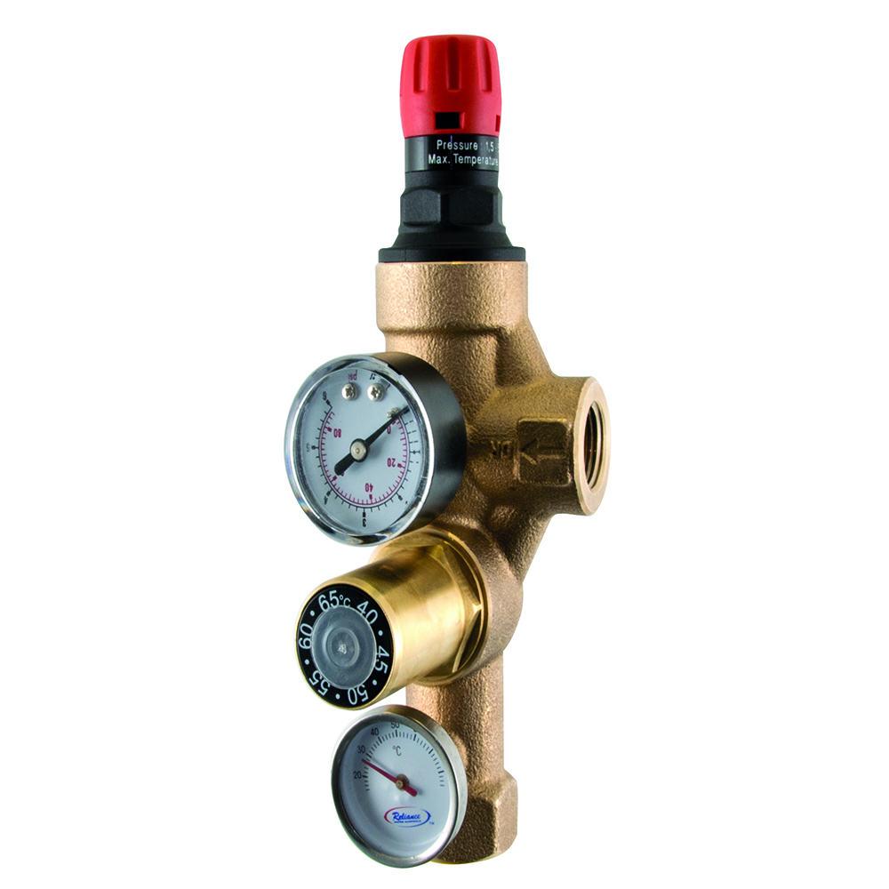 Pressure Reducing Valves PRV's - WRAS Valves Hot Cold Water RWC